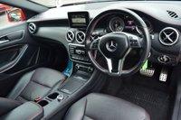 USED 2015 15 MERCEDES-BENZ A CLASS 2.1 A220 CDI BLUEEFFICIENCY AMG SPORT 5d AUTO 170 BHP