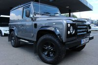 2010 LAND ROVER DEFENDER 2.4 90 HARD TOP SWB 2d 121 BHP £19990.00