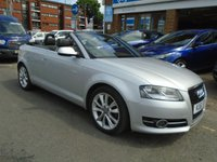 USED 2011 61 AUDI A3 2.0 TDI SPORT 2d AUTO 138 BHP ONLY 47,000 MILES!