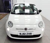USED 2011 61 FIAT 500 1.2 POP 3d 69 BHP