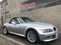 USED 2001 BMW Z3 2.2 Z3 SPORT ROADSTER 2d 168 BHP