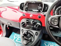 USED 2016 16 FIAT 500 1.2 LOUNGE 3d 69 BHP