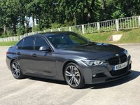 USED 2016 16 BMW 3 SERIES 3.0 335D XDRIVE M SPORT 4d AUTO 308 BHP