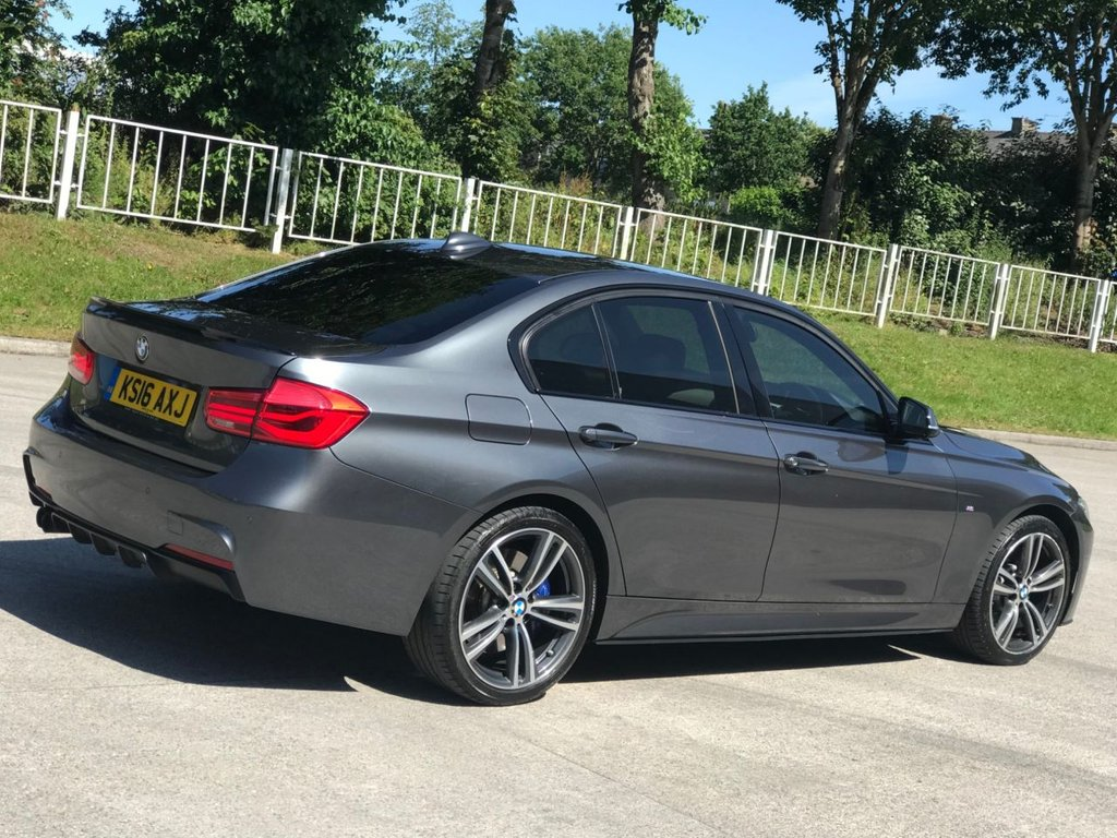 2016 BMW 3 Series 335d Xdrive M Sport £21,490