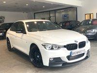 USED 2017 17 BMW 3 SERIES 2.0 320D M SPORT 4d AUTO 188 BHP +++M PERFOR STYLING+SATNAV+++