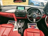 USED 2016 16 BMW 4 SERIES 2.0 420D M SPORT GRAN COUPE 4d AUTO 188 BHP 2016 BMW 420d M-Sport Auto M Performance kit ****FINANCE AVAILABLE**** £81 per week .