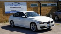USED 2013 63 BMW 3 SERIES 2.0 320D SPORT 4d AUTO 184 BHP