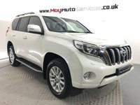 2015 TOYOTA LAND CRUISER 3.0 D-4D ICON 5d AUTO 188 BHP £25995.00