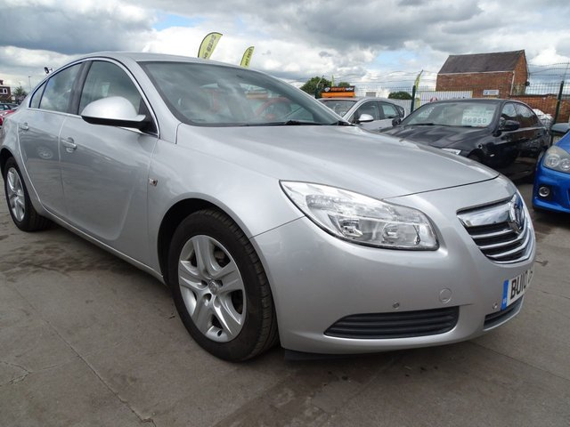 USED 2010 10 VAUXHALL INSIGNIA 2.0 EXCLUSIV NAV CDTI GREAT CONDITION