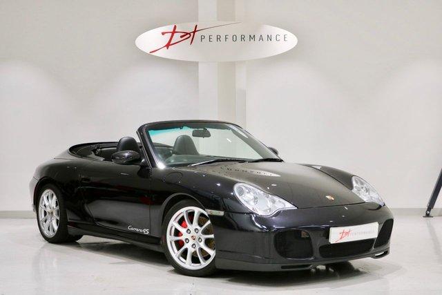 2004 54 PORSCHE 911 3.6 CARRERA 4 S 2d 320 BHP