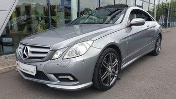 2009 MERCEDES-BENZ E CLASS 3.0 E350 CDI BLUEEFFICIENCY SPORT 2d AUTO 231 BHP £9495.00