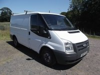 2007 FORD TRANSIT 2.2 260 SWB LR  85 BHP NO VAT, Part exchange to clear sold as seen £1750.00