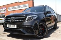USED 2018 G MERCEDES-BENZ GLS 5.5 AMG GLS 63 4MATIC 5d AUTO 577 BHP FULLY LOADED, NIGHT PACK + MORE