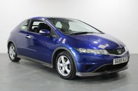 USED 2009 59 HONDA CIVIC 1.3 I-VTEC TYPE S 3d 98 BHP