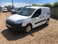 USED 2016 16 CITROEN BERLINGO 1.6 625 ENTERPRISE L1 HDI 1d 74 BHP 3 SEATS * AIR/CON * CRUISE CONTROL * 65000 MILES