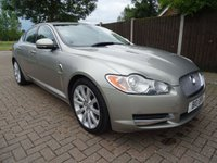 USED 2010 JAGUAR XF 3.0 V6 PREMIUM LUXURY 4d AUTO 240 BHP