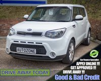 USED 2015 15 KIA SOUL 1.6 CRDI CONNECT PLUS 5d 126 BHP