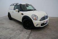 2013 MINI CLUBVAN 1.6 Cooper D Van £6990.00