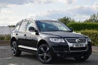 2009 VOLKSWAGEN TOUAREG 3.0 V6 ALTITUDE TDI 5d AUTO 240 BHP £8278.00