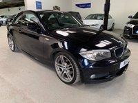 USED 2012 12 BMW 1 SERIES 2.0 118D SPORT PLUS EDITION 2d 141 BHP