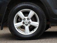 USED 2007 57 TOYOTA RAV4 2.2 XT-R D-4D 5d 135 BHP LEATHER A/C DRIVES SUPERB PSH