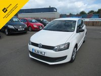 USED 2011 61 VOLKSWAGEN POLO 1.2 S 3d 60 BHP
