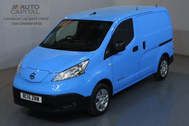 2015 15 NISSAN NV200 ACENTA RAPID PLUS 108 BHP ELECTRIC  MOT UNTIL 12/07/2020