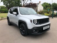 USED 2015 15 JEEP RENEGADE 1.4L LONGITUDE 5d 138 BHP ASCARI DESIGN LIMITED EDITION