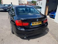 USED 2012 62 BMW 3 SERIES 2.0 320d EfficientDynamics (s/s) 4dr SERVICE HISTORY