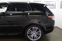 USED 2016 16 LAND ROVER RANGE ROVER SPORT 3.0 SD V6 HSE 4X4 (s/s) 5dr PAN ROOF! 21' ALLOYS! 1 OWNER!
