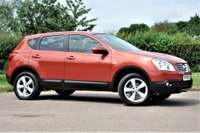 USED 2009 09 NISSAN QASHQAI 1.5 dCi Acenta 2WD 5dr 1 FORMER KEEPER