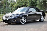 USED 2008 SAAB 9-3 1.9 TiD Vector Sport 2dr Stunning timeless convertable