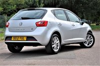 USED 2012 12 SEAT IBIZA 1.6 TDI CR FR 5dr CAMBELT KIT DONE+ONLY £30 TAX