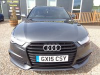 USED 2015 15 AUDI A6 2.0 TDI ultra Black Edition Avant S Tronic (s/s) 5dr Nav, Leather, Sensors, Phone