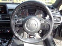 USED 2015 15 AUDI A6 2.0 TDI ultra Black Edition Avant S Tronic (s/s) 5dr Nav, Leather, Sensors, Phone