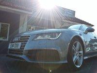 2011 AUDI A7 3.0 TDI QUATTRO S LINE 5d AUTO 245 BHP £14995.00