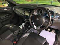 USED 2015 15 ALFA ROMEO GIULIETTA 1.4 TB MULTIAIR QV LINE 5d 170 BHP GREAT SPEC CAR..