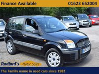 USED 2007 57 FORD FUSION 1.4 STYLE CLIMATE 5d 80 BHP