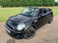 USED 2011 61 MINI CONVERTIBLE 1.6 COOPER S 2d AUTO 184 BHP FSH Sat Nav Lounge Leather  MOT 07/20 Full Service History, One Owner From New, MOT 07/20, Recently Serviced, Sat Nav, Bluetooth Handsfree And Media Streaming, X2 Keys, Unmarked Alloys, Carbon Black Lounge Leather, Media and Chilli Packs, X2 Keys, Auto Lights On, Auto Wipers, Dimming Mirror, Alloy Wheel Upgrade, Cruise Control, Cd/Stereo/ DAB, Elecrric Opening Roof With Partial Opening Sunroof (Front Section), Full Carpet Mat Set, Drives And Looks Superbly, LOW LOW Miles, You Will Not Be Dissapointed!!!