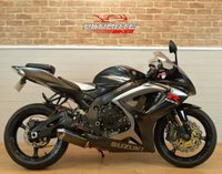 2007 SUZUKI GSXR 750 K7 750CC SUPER SPORTS £3295.00