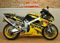 USED 2002 02 SUZUKI GSXR 750 SUPER SPORTS 750CC