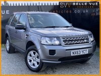 2013 LAND ROVER FREELANDER 2.2 TD4 GS 5d 150 BHP £8495.00
