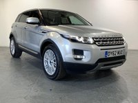 USED 2012 62 LAND ROVER RANGE ROVER EVOQUE 2.2 SD4 PRESTIGE 5d AUTO 190 BHP TOP SPEC VEHICLE WITH MANY EXTRAS