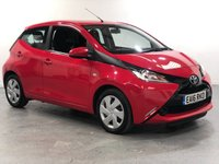 USED 2016 16 TOYOTA AYGO 1.0 VVT-I X-PLAY 5d 69 BHP TOP SPEC VEHICLE WITH MANY EXTRAS