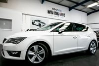 USED 2016 16 SEAT LEON 1.4 ECOTSI FR TECHNOLOGY 5d 150 BHP