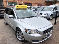 USED 2008 58 VOLVO V50 1.6 S D 5d 109 BHP