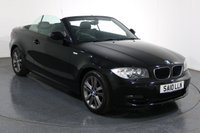 USED 2010 10 BMW 1 SERIES 2.0 118I SPORT CONVERTIBLE 2d 141 BHP 2 OWNERS with 4 Stamp SERVICE HISTORY