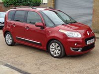 USED 2009 59 CITROEN C3 PICASSO 1.6 PICASSO EXCLUSIVE HDI 5d 110 BHP