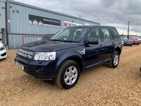 USED 2011 11 LAND ROVER FREELANDER 2.2 SD4 GS 5d 190 BHP