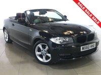 USED 2010 60 BMW 1 SERIES 2.0 118D SPORT 2d 141 BHP PART LEATHER | ALLOYS | AC |
